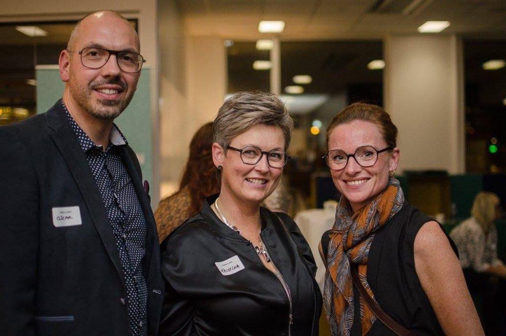 Brillor å sånt; Oscar Borgström, Kristina Linderoth, Sara Hallén Anderson